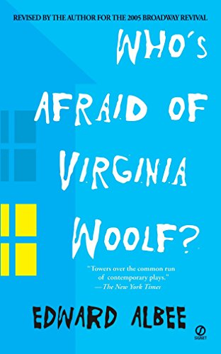 Whos afraid of virginia woolf summary