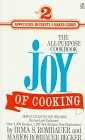 Joy of Cooking [1975]: Volume 2: Appetizers,…