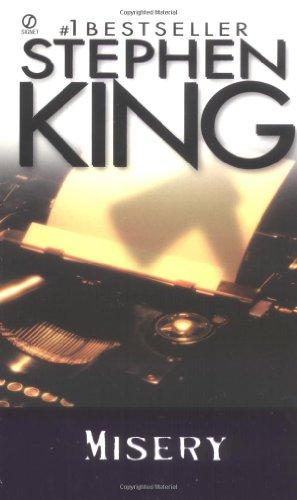 Misery written by Stephen King