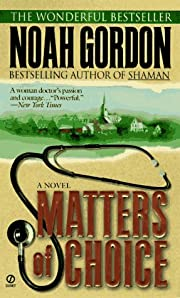 Matters of Choice (Cole Family Trilogy, Book…