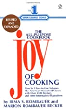 Joy of Cooking [1997]: Volume 1: Main Course…