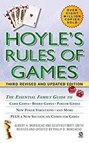 Hoyle's Rules of Games, Third Revised…