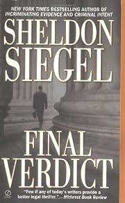 Final Verdict af Sheldon Siegel
