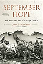 September Hope: The American Side of a…