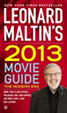 Leonard Maltin's 2013 Movie Guide: The…
