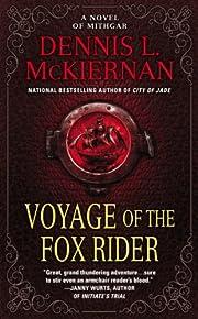 Voyage of the Fox Rider (Mithgar) de Dennis…
