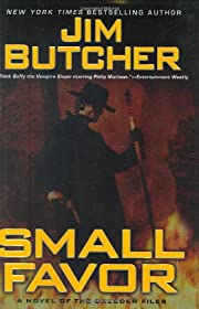 Small Favor (The Dresden Files, Book 10) by…