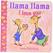 Llama Llama I Love You de Anna Dewdney