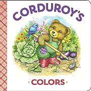 Corduroy's Colors av MaryJo Scott