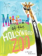 Mitford at the Hollywood zoo por Donald…
