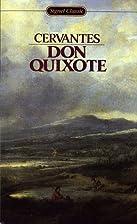 Don Quixote: Unabridged Edition (Signet…