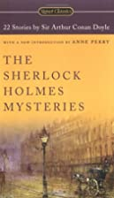 Sherlock Holmes Mysteries by Arthur Conan…