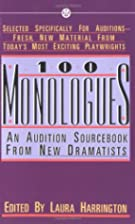 100 Monologues: An Audition Sourcebook from…
