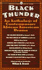 Black thunder : an anthology of contemporary…