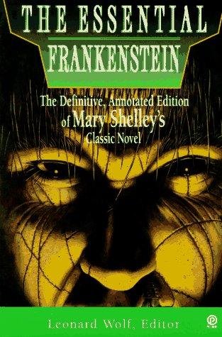 marie shelley frankenstein