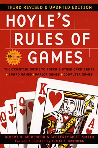 Hoyle's Rules of Games: Third Revised and Updated Edition, Morehead, Albert H.; Mott-Smith, Geoffrey; Morehead, Philip D.