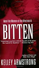 Bitten (Women of the Otherworld, Book 1) by…