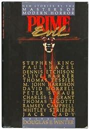 Prime Evil de Douglas E. Winter