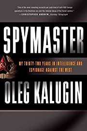 Spymaster: My Thirty-two Years in…