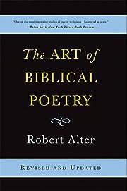 The Art of Biblical Poetry av Robert Alter