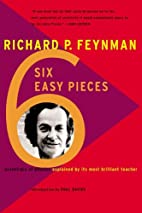 Six Easy Pieces: Essentials of Physics…
