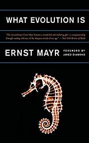 What Evolution Is (Science Masters Series)…