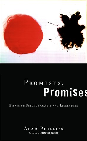 promises promises essays on literature and psychoanalysis  promises promises essays on literature a