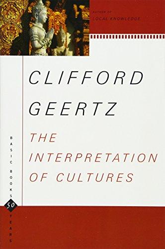 The interpretation of cultures : selected essays