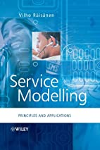 Service Modelling: Principles and…