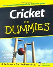 Cricket For Dummies (For Dummies (Lifestyles…