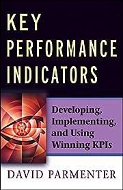 Key performance indicators : developing,…