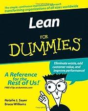 Lean For Dummies de Natalie J. Sayer
