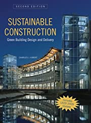 Sustainable construction : green building…