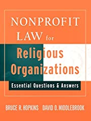 Nonprofit law for religious organizations :…