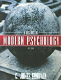 A history of modern psychology / C. James Goodwin