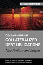 Developments in Collateralized Debt…
