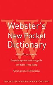 Webster's New Pocket Dictionary av Michael…