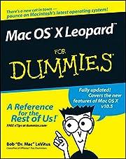 MAC Osx Leopard for Dummies de Bob Levitus