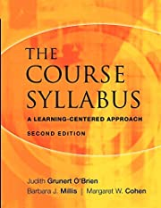 The Course Syllabus: A Learning-Centered…