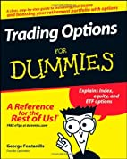 Trading Options for Dummies by George A.…