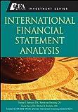 International Financial Statement Analysis…