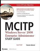 MCITP: Windows Server 2008 Enterprise…