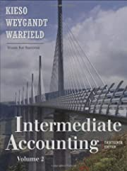 Intermediate Accounting, Volume 2 (Chapters…