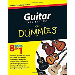 descriptions guitar all in one for dummies by jon chappell librarything. Black Bedroom Furniture Sets. Home Design Ideas