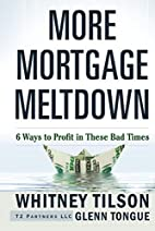 More Mortgage Meltdown: 6 Ways to Profit in…