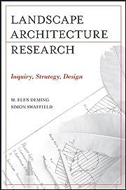 Landscape Architectural Research: Inquiry,…