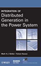 Integration of Distributed Generation in the…