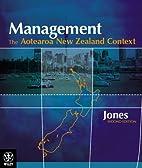 Management: The Aotearoa New Zealand Context…