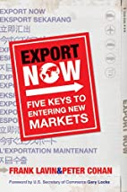 Export Now: Five Keys to Entering New…