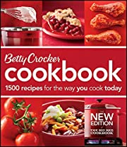 Betty Crocker Cookbook: 1500 Recipes for the…